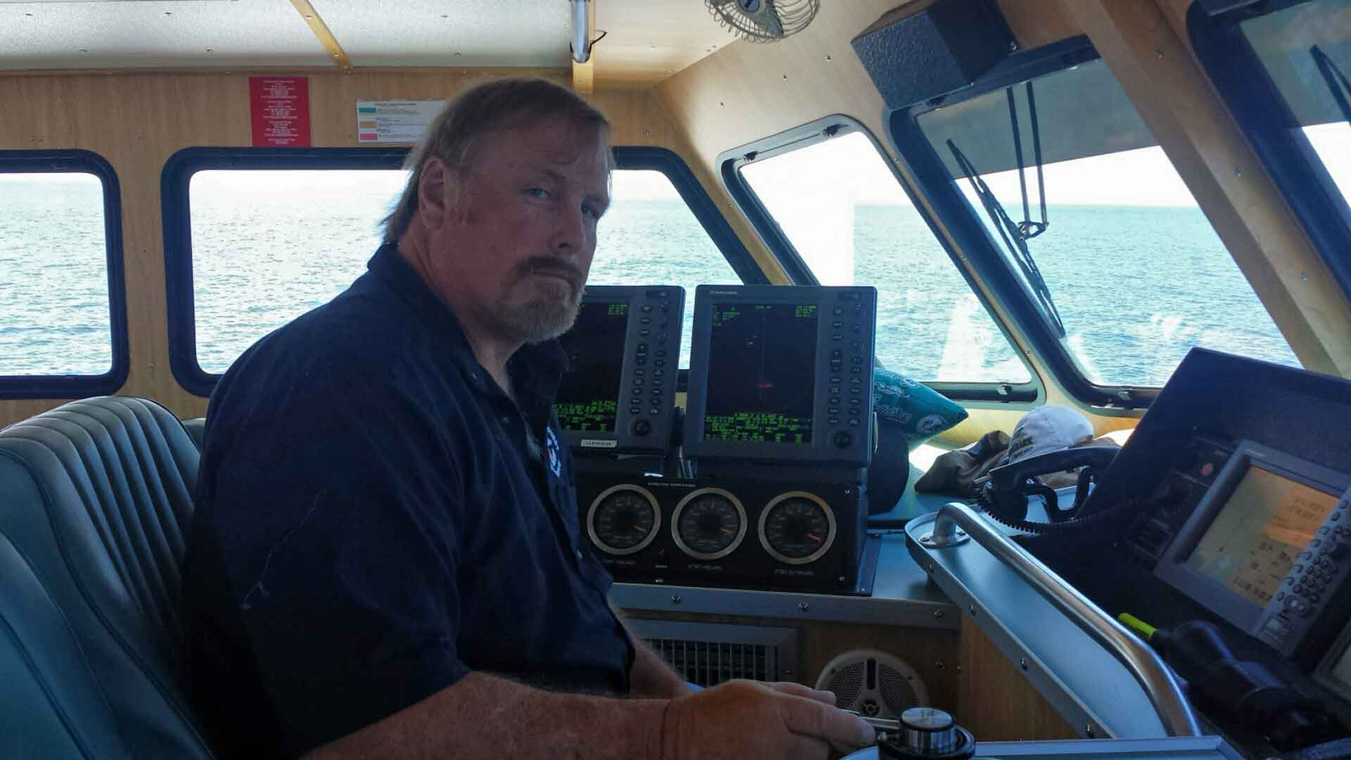 Radar Observer Unlimited Yacht Delivery And Vessel Relocation Captain James Lowe