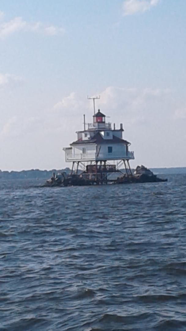 Annapolis lighthouse